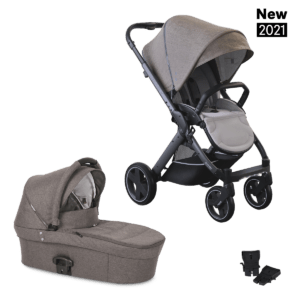 ZESTAW 2W1 X-PULSE – Evening Grey