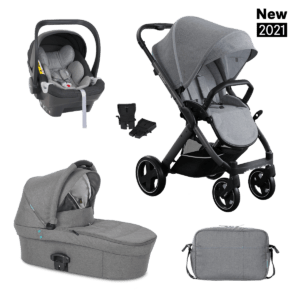 3in1 SET X-PULSE X-CAR – Azure Grey