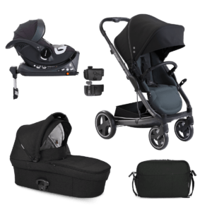 3in1 SET X-CITE X-CAR ISOFIX – Astral Black