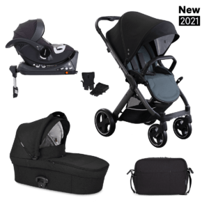 SET 3v1 X-PULSE X-CAR ISOFIX – Astral Black