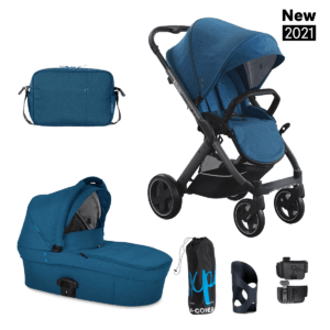 ZESTAW 2W1 XL X-PULSE – Petrol Blue