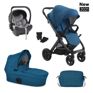 ZESTAW 3W1 X-PULSE X-CAR – Petrol Blue